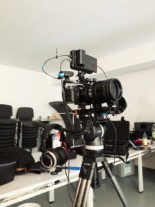 Videoproduktinonen